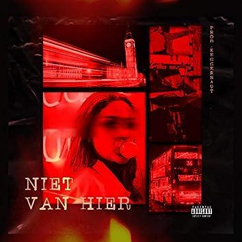 Niet Van Hier (feat. Djunses, Derrawin & Denna C)