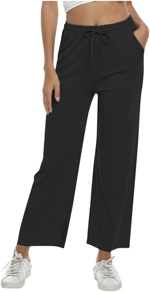 Women's Pure Color high Waisted Soft Some Popular product reservation Leggings Trouser Athletic L