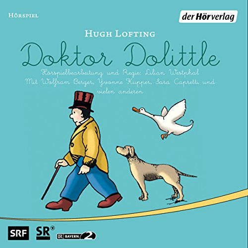 Couverture de Doktor Dolittle