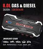 Zoom IMG-1 autogen avviatore batteria auto 2600a