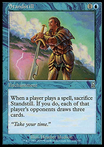 Magic Odyssey Various The Gathering Trading Cards
