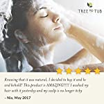 Clarifying Shampoo for Sensitive Skin by Tree To Tub   pH 5.5 Balanced & Hypoallergenic for All Hair Types, with Organic… 3
