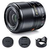 VILTROX Lente de enfoque automático F1.4 de 33 mm compatible con la cámara Sony E-Mount A6500 A6300 A6000 A7R, A7R, A7, A7RⅡ A7Ⅱ A7S A7R