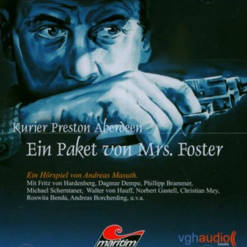 Ein Paket von Mrs. Foster audiobook cover art