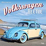 Volkswagen Beetle 2020 12 x 12 Inch Monthly Square Wall Calendar, German Motor Car