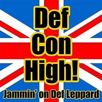 Jammin' On Def Leppard