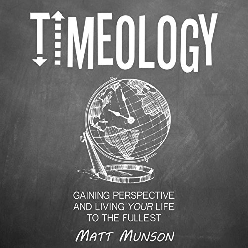 Timeology audiobook cover art