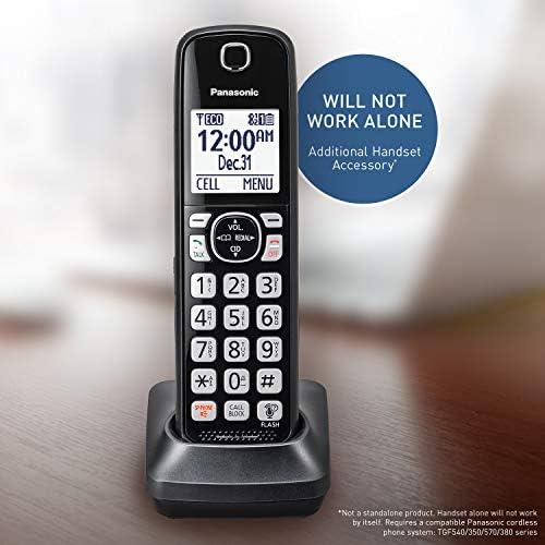 Panasonic Cordless Phone Handset Accessory Compatible with TGF540 570 TG785 Series KX TGFA51B product image