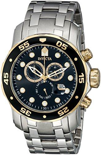 Relógio Masculino Invicta Pro Diver 80039 Prata