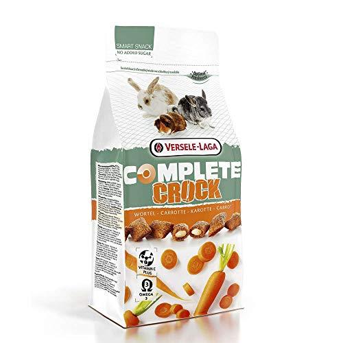 Versele Laga Crock Complete - Snack per conigli (1 x 50g) (Taglia unica) (Carota)