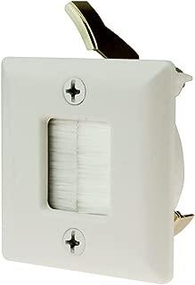 DataComm Electronics 45-0006-WH Hole Saw Plate