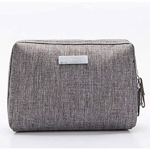 Wangxin make-up tas met grote capaciteit, waterdicht, voor hardlopen, opbergtas voor wasmiddelen, make-up tas (zes kleuren verkrijgbaar)