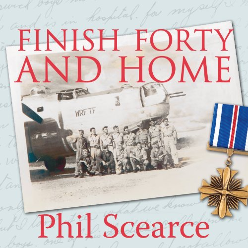 Finish Forty and Home cover art