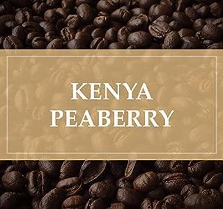 Kenya Peaberry Plus Rwaikamba Co-op Ngutu 100% Arabica Coffee Beans (Unroasted Green Beans, 5 pounds Whole Beans)