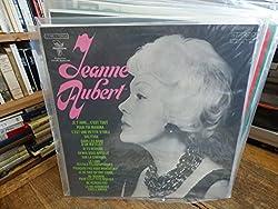 Jeanne Aubert : je t'aime ... c'est tout - disque Trianon C 046-15938