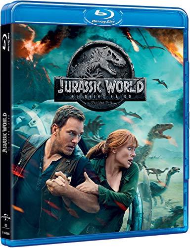 Jurassic World 2 El Reino Caido [Blu-ray]