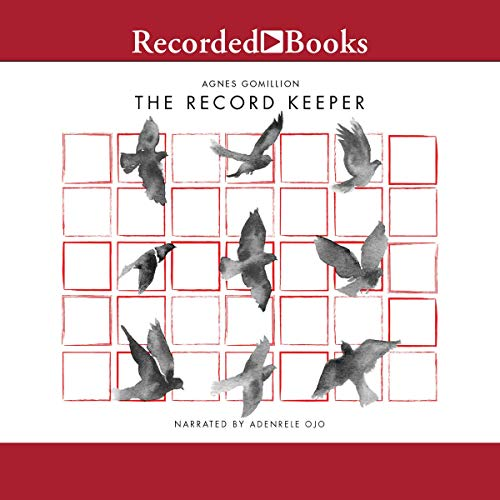 The Record Keeper cover art