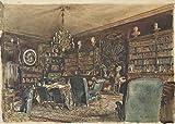 Berkin Arts Rudolf Von Alt Leinwand Prints Gemälde Poster