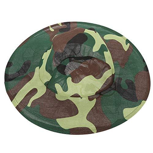 fegayu Moskitonetz Kopfbedeckung, Praktisches Moskitonetz Netz, Wandern für Imker Camping Angeln
