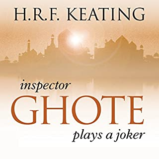 Inspector Ghote Plays a Joker cover art