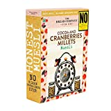 The Bread Company muesli mix of crunchy oats and millets rolled in honey and cocoa. The Bread Company muesli with the added tang of cranberries and flavours of toasted almonds, this is an all day muncher. The Bread Company doesn't use any chemicals p...