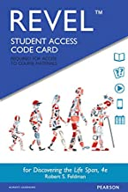 Revel for Discovering the Life Span -- Access Card (4th Edition)