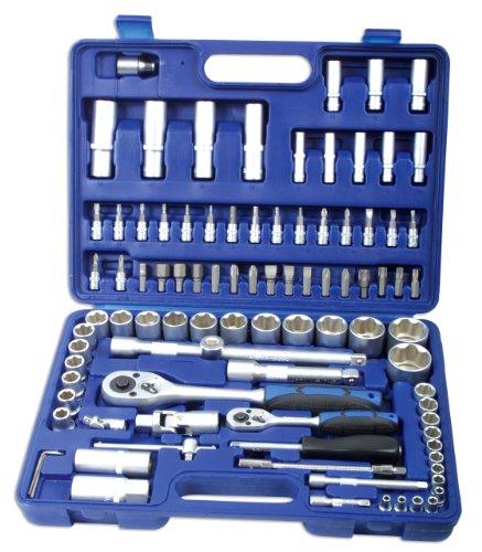 Laser 3671 Set à douilles/clés à douille 1/2\