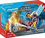 PLAYMOBIL City Action 70291 City Action Playmobil Geschenkset Feuerwehr