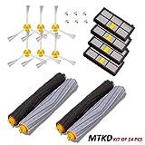 MTKD Kit de recharges pour iRobot Roomba série 800 et série 900 - Kit de 14 pièces...