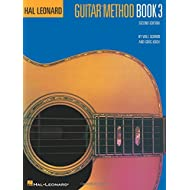 Hal Leonard Guitar Method Book 3 Second Edition: Book Only (Hal Leonard Guitar Method (Songbooks))