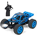 WOWRC Mini Remote Control Car 25KM/h High Speed 2.4Ghz Radio 1:32 RC Off-Road Monster Vehicle Truck Crawler Hobby Toys for Boys Kids
