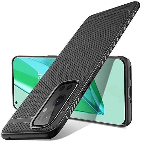 Luibor kompatibel mit OnePlus 9 Pro Hülle, Ultra Dünn Handyhülle, Qualität Stoßdämpfend, Staubschutz, Anti-Kratz Schutzhülle kompatibel mit OnePlus 9 Pro Hülle