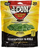 Best Mouse Poisons - d-CON Refillable Corner Fit Mouse Poison Bait Station Review
