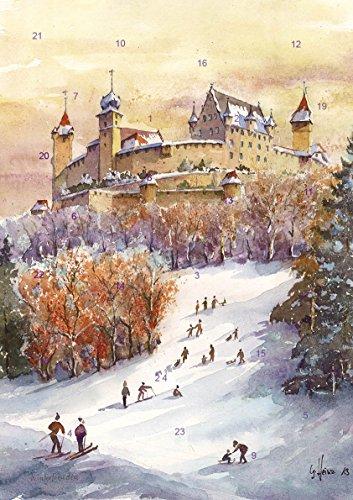 Adventskalender Coburg - Winterfreuden im Veilchental