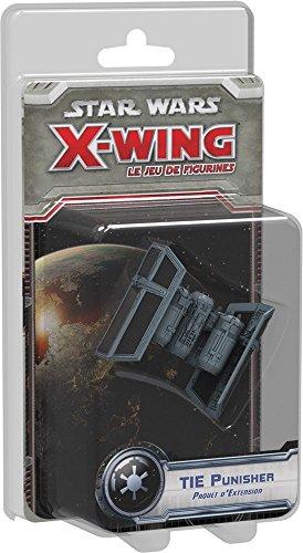 Star Wars X-Wing Tie Punisher Asmodee - Juego de Mesa