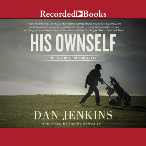 His Ownself audiobook cover art