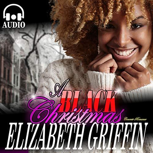 A Black Christmas audiobook cover art
