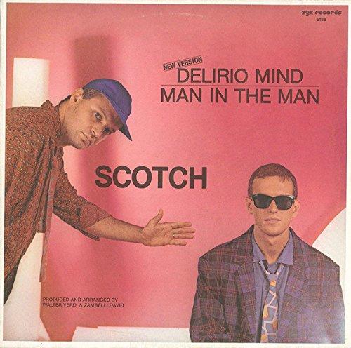 Delirio mind (New version) - Man in the man