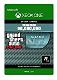 Grand Theft Auto Online - GTA V Megalodon Shark Cash Card | 8,000,000 GTA-Dollars | Xbox One - Código de descarga