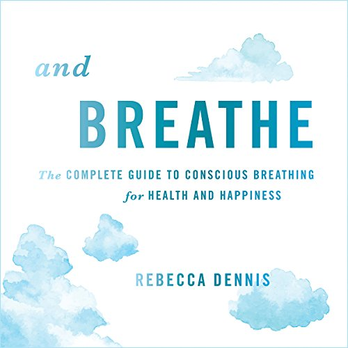 And Breathe audiobook cover art