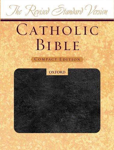 Catholic Bible-RSV-Compact
