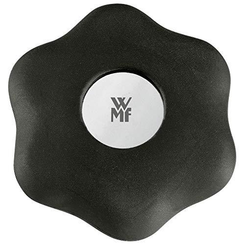 WMF Clever&More Schraubdeckelöffner 6 cm, Drehverschlussöffner, Kunststoff, Cromargan Edelstahl, Durchmesser