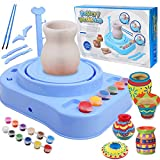 YONGSHUO Pottery Wheel for Kids, Do Art Pottery Studio,Arts and Crafts for Kids Toys Ages 8 9 10 11 12 Air-Dry Clay Refill - Great for Crafts and Home Activitie,Educational Toy Home School