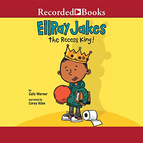 EllRay Jakes the Recess King! cover art