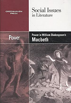 [Power in William Shakespeares Macbeth] (By: Vernon Elso Johnson) [published: April, 2009]