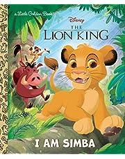 I Am Simba (Disney The Lion King) (Little Golden Book)