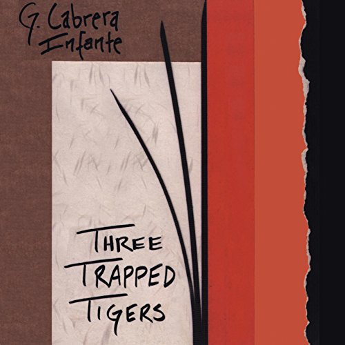 Three Trapped Tigers audiobook cover art
