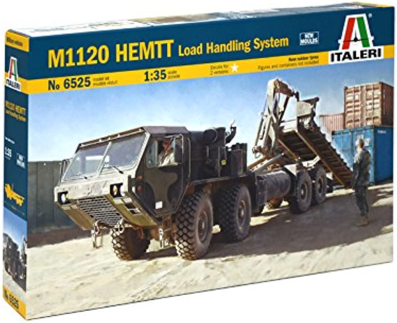 Italeri 6525S 1 35 M1120 HEMTT Load Handling System, 6525S