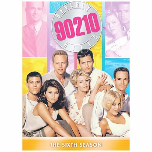 Price comparison product image Beverly Hills 90210: Season 6 DVD