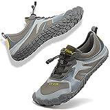 VIFUUR Mens Womens Aqua Shoes Quick Dry Water Shoes Outdoor Indoor...